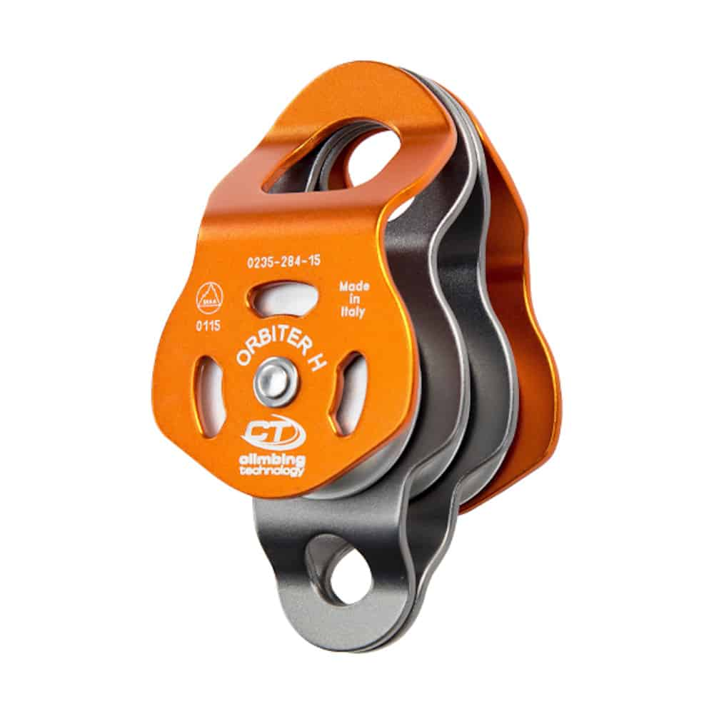Climbing Technology Orbiter H, Triple Pulley