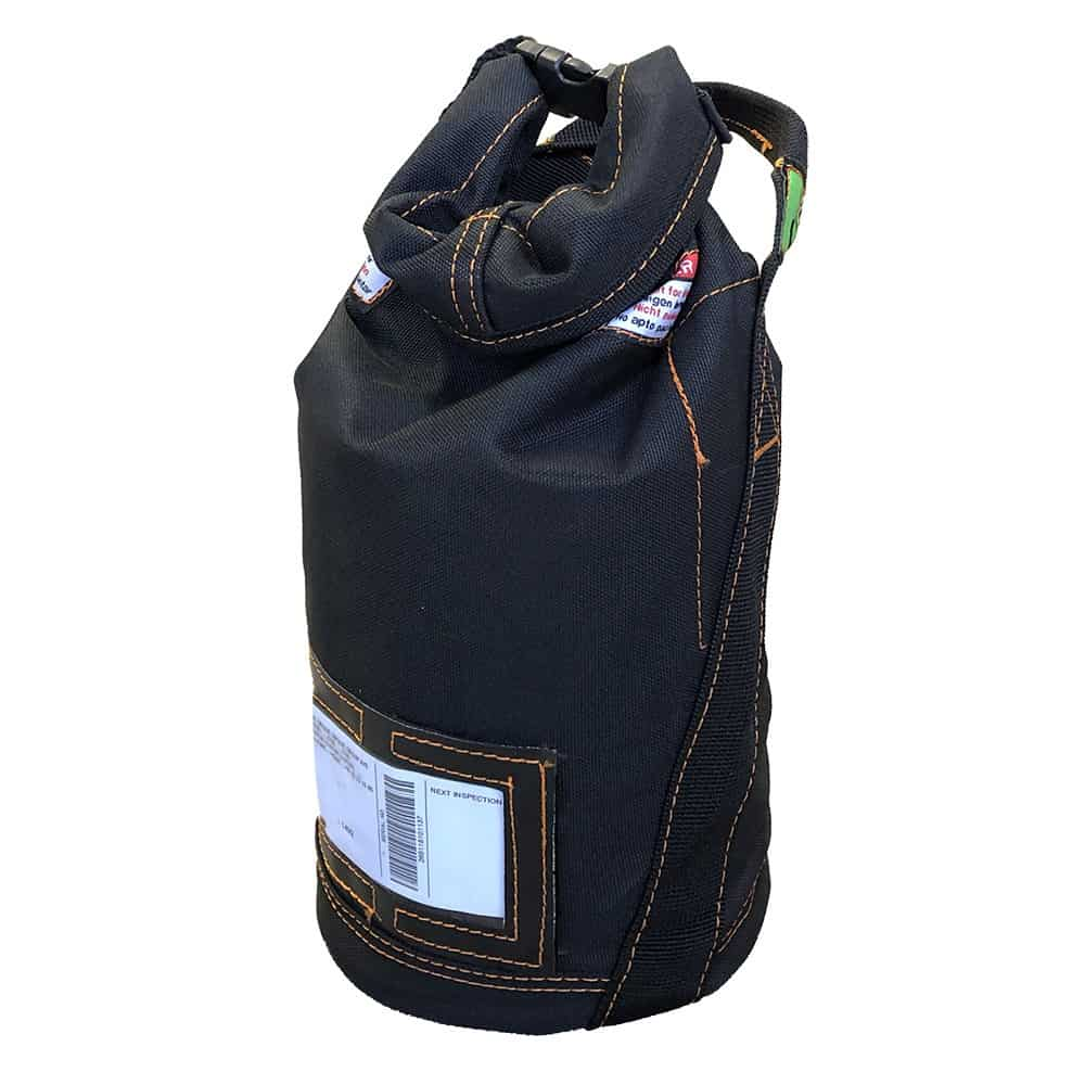 EMG Round Mini Tool Lifting Bag (wll=25kg)  zwart Textiel (Cordura look-a-like)