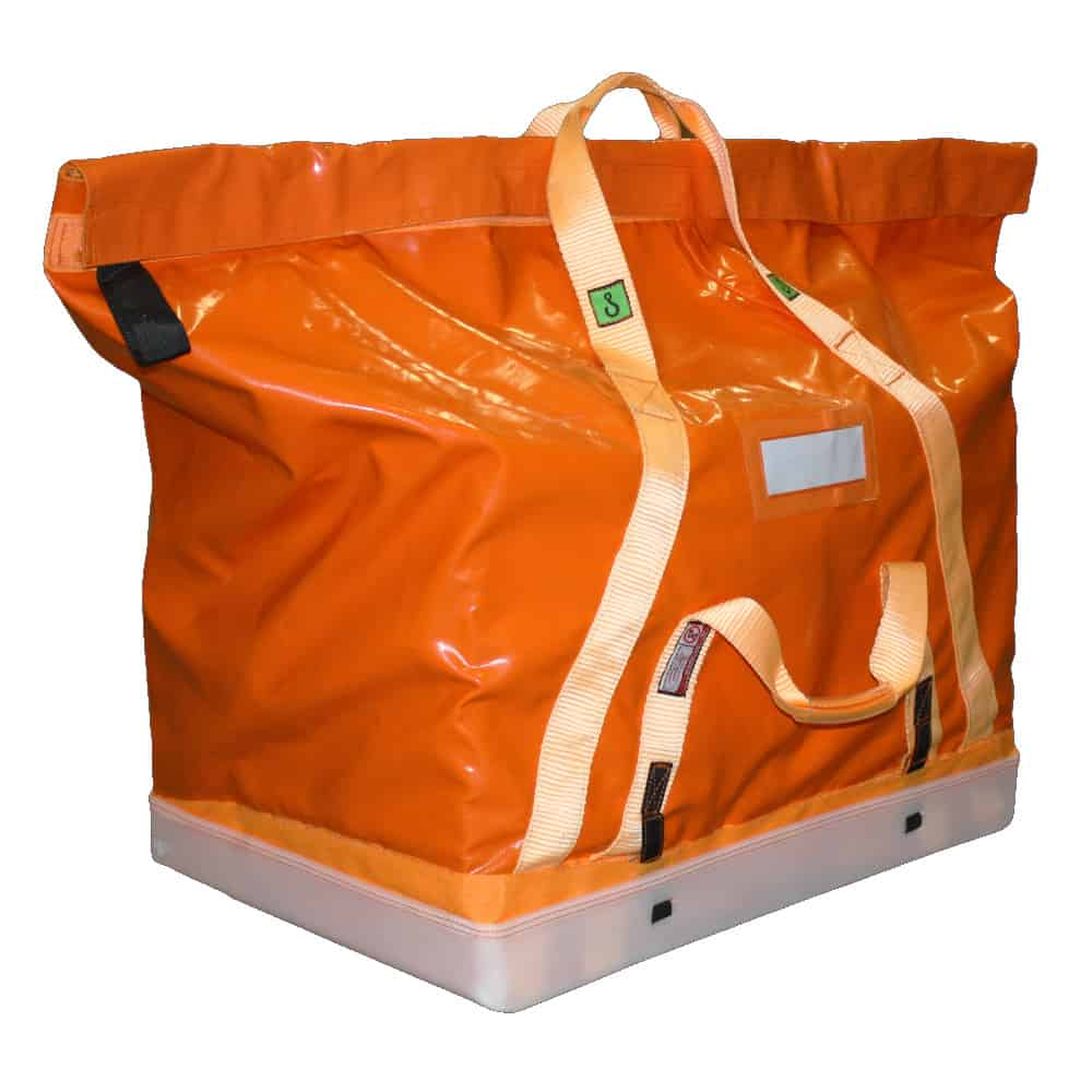 EMG Waterproof Square Xl Lifting Bag Reinforced (wll=500kg)   Waterafstotend zeildoek