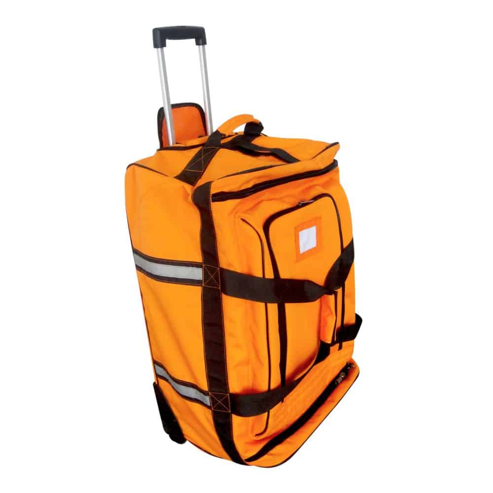 EMG Large Trolley Bag With Telescopic Handle
