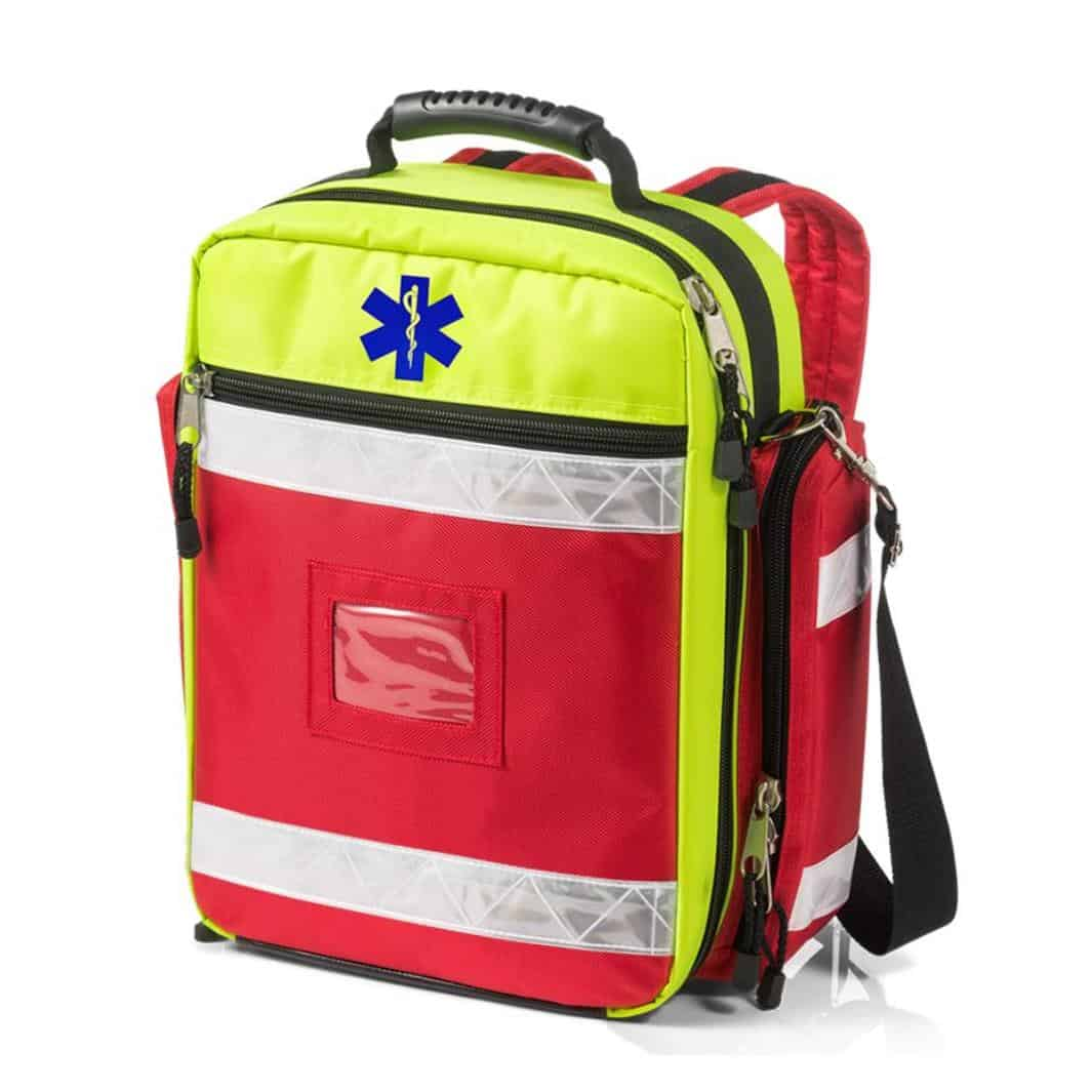 Enhanced First Aid Complete Kit In Backpack