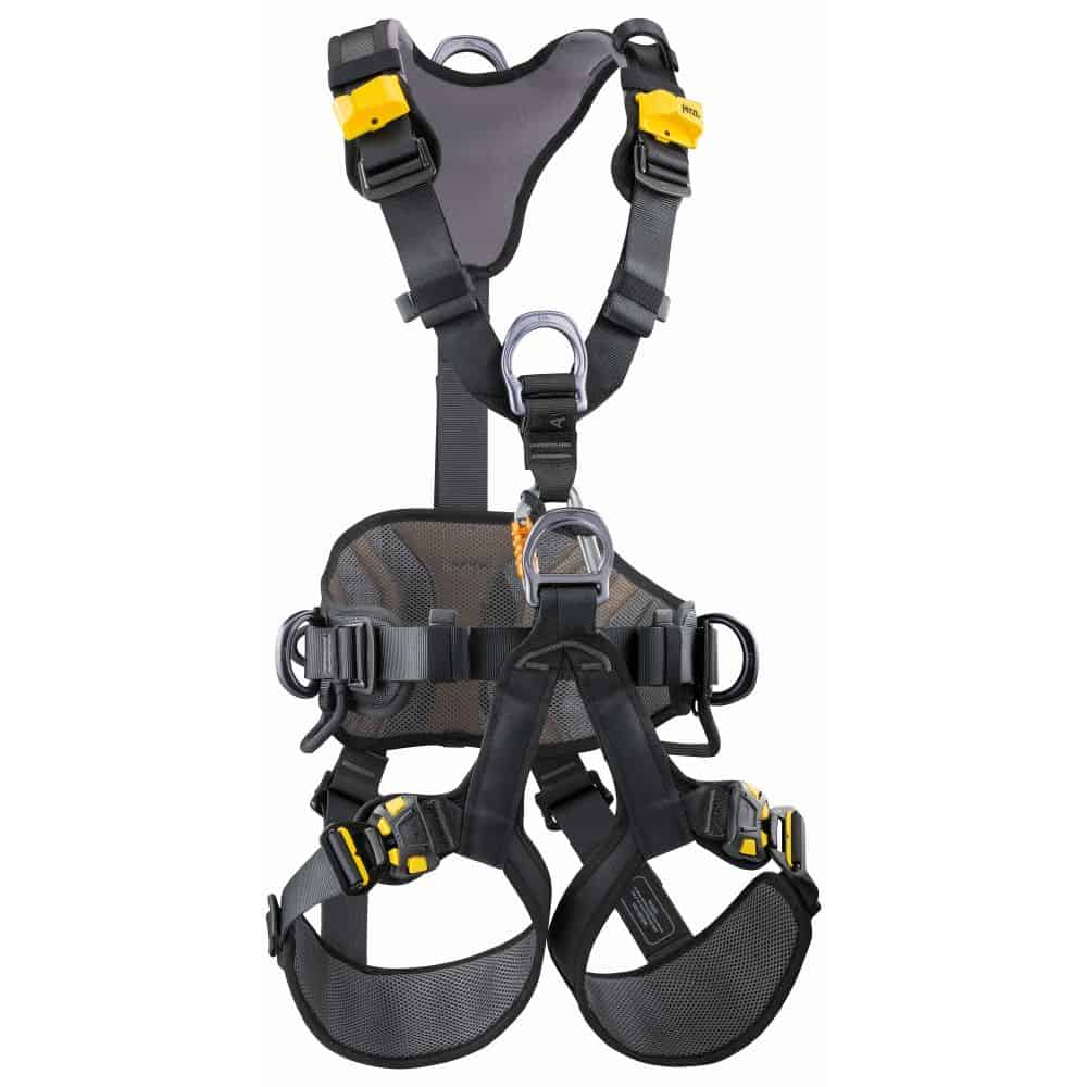 Petzl Avao Bod Fast International Maat 1 (Medium / Large)   - Positioneergordels